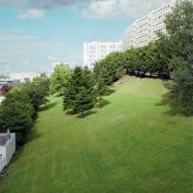 """""""UNTITLED 5a"""" Serie: Site Displacement / Déplacement de site 85 x 67 cm  C-Print, enmarcada  Edición de 6 + 2 A.P. 2007"""