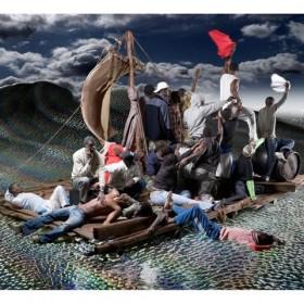 """""""Top Balsa"""" 250 x 180 cm. Fotografía digital. Edición de 5 ejemplares + 1 P.A. 2007."""